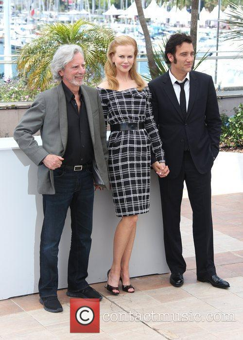 Philip Kaufman, Clive Owen and Nicole Kidman 8