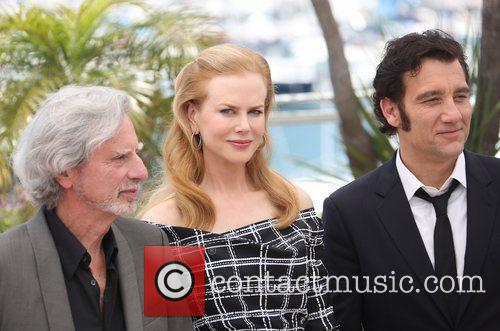 Philip Kaufman, Clive Owen and Nicole Kidman 9