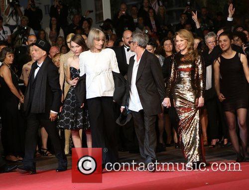 Denis Lavant, Edith Scob, Kylie Minogue and Leos Carax 2