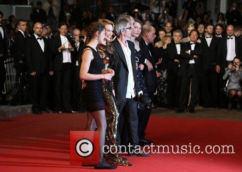 Denis Lavant, Edith Scob, Kylie Minogue and Leos Carax 3