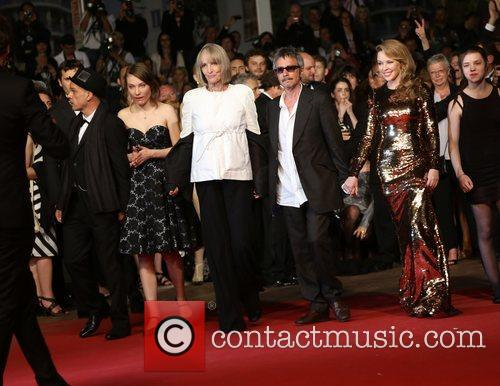 Denis Lavant, Edith Scob, Kylie Minogue and Leos Carax 4