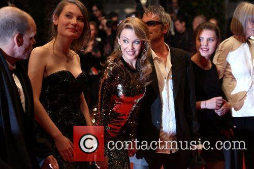Denis Lavant, Edith Scob, Kylie Minogue and Leos Carax 1
