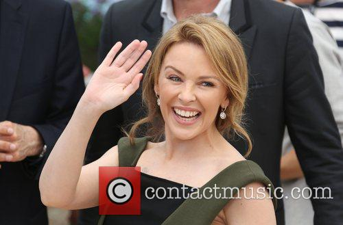 Kylie Minogue and Cannes Film Festival 2