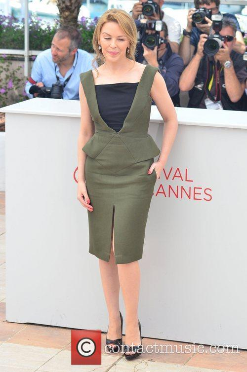 Kylie Minogue and Cannes Film Festival 8