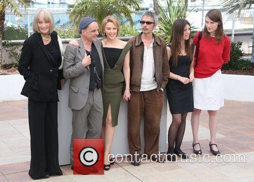 Edith Scob, Denis Lavant, Kylie Minogue and Leos Carax