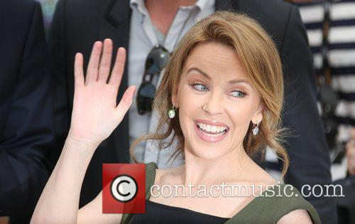 Kylie Minogue and Cannes Film Festival 1