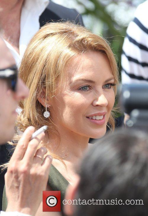 kylie minogue holy motors photocall during the 5849809
