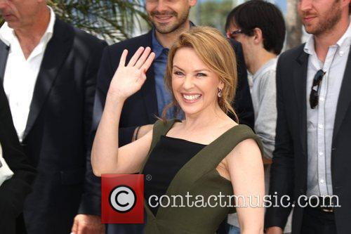 kylie minogue holy motors photocall during the 5849846