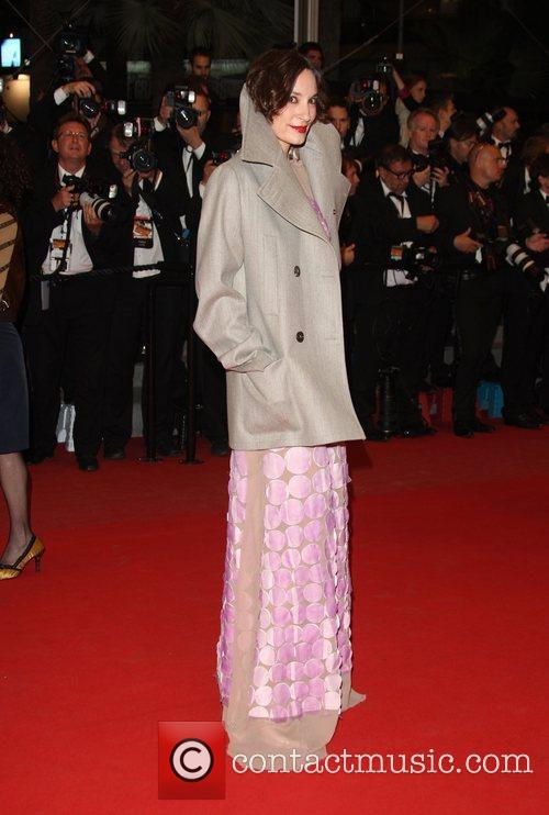 Jeanne Balibar and Cannes Film Festival