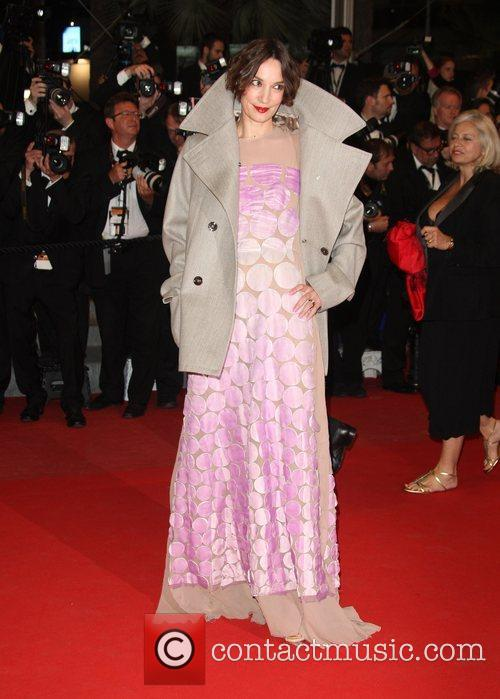 Jeanne Balibar and Cannes Film Festival 1