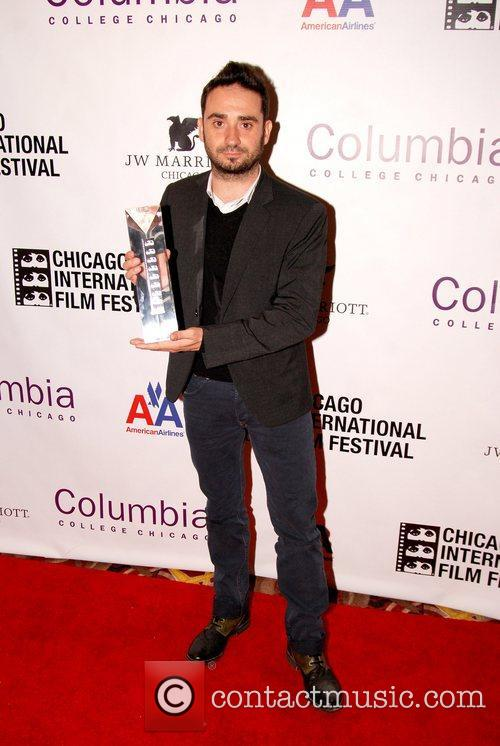 Juan Antonio Bayona 48th Chicago International Film Festival...