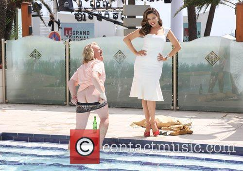 Leigh Francis and Kelly Brook 2
