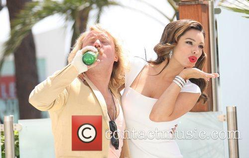 Leigh Francis, Kelly Brook and Cannes Film Festival 7