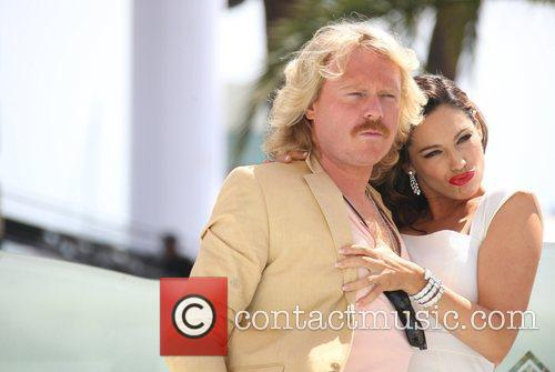 Leigh Francis, Kelly Brook and Cannes Film Festival 8