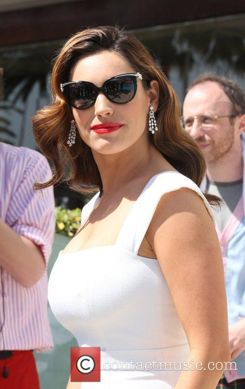 Kelly Brook and Cannes Film Festival 2