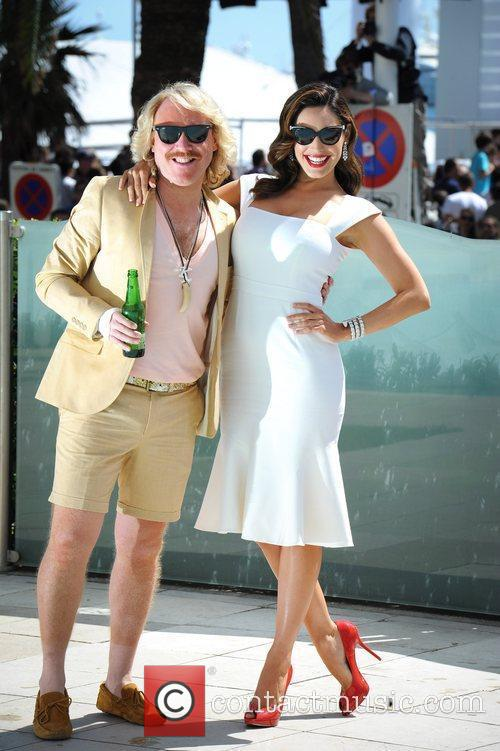 Leigh Francis, Kelly Brook and Cannes Film Festival 3
