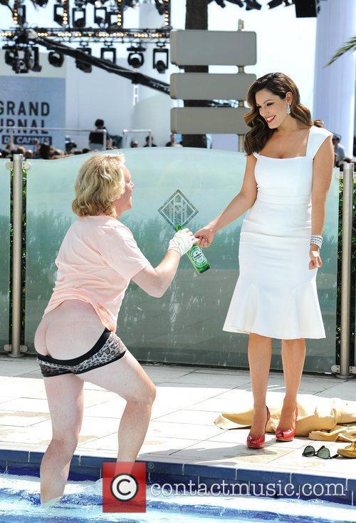 Leigh Francis, Kelly Brook and Cannes Film Festival 5