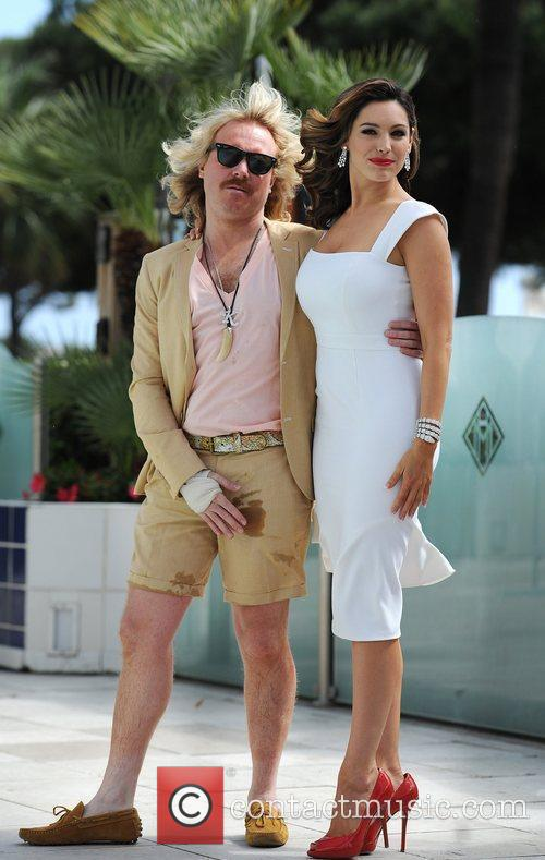 Leigh Francis, Kelly Brook and Cannes Film Festival 9