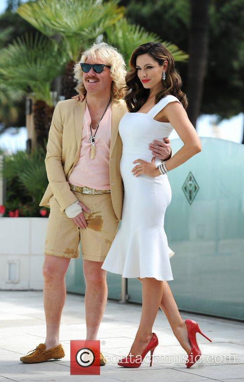 Leigh Francis, Kelly Brook and Cannes Film Festival 10
