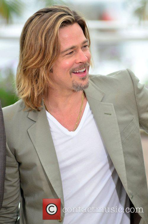 Brad Pitt, Killing Them Softly Cannes Photocall