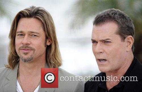 Brad Pitt and Ray Liotta 5
