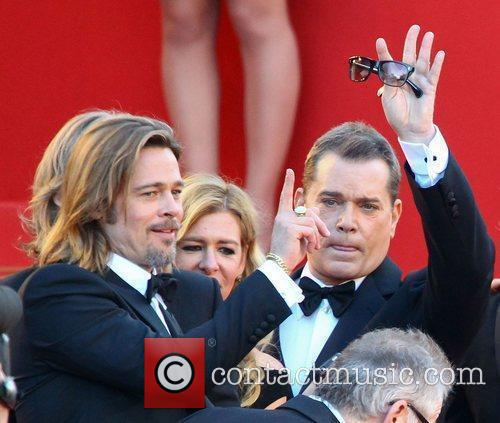 Brad Pitt and Ray Liotta 8