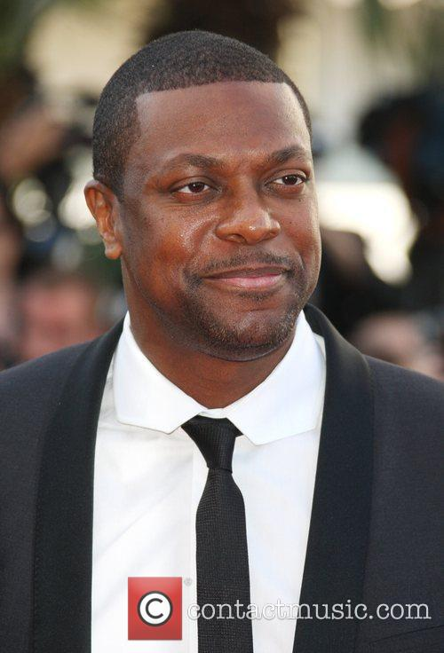 Chris Tucker 'Killing Them Softly' premiere during the...