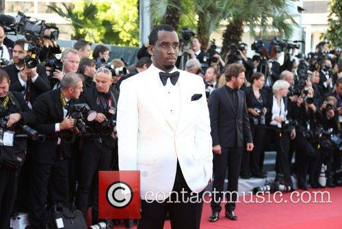 Sean Combs ak P.Diddy 'Killing Them Softly' premiere...