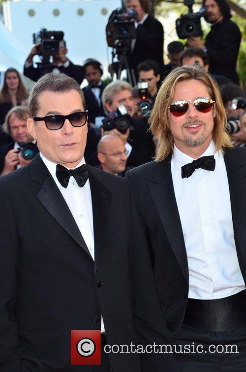 Ray Liotta and Brad Pitt 4