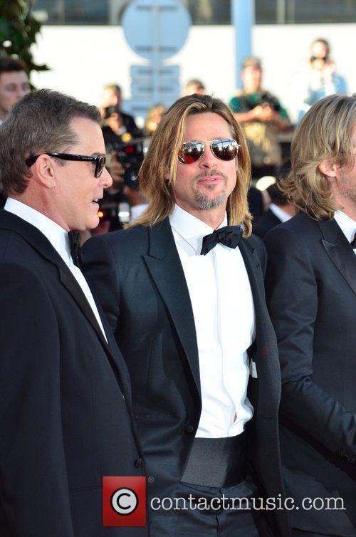 Ray Liotta and Brad Pitt 6