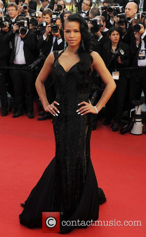 Cassie 'Killing Them Softly' premiereduring the 65th Cannes...