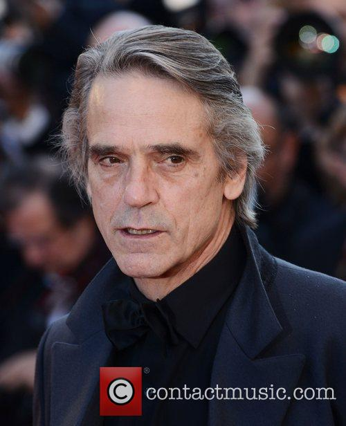 Jeremy Irons 'Killing Them Softly' premiereduring the 65th...