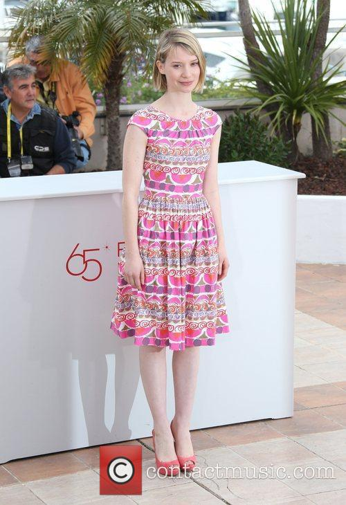 Mia Wasikowska and Cannes Film Festival 7