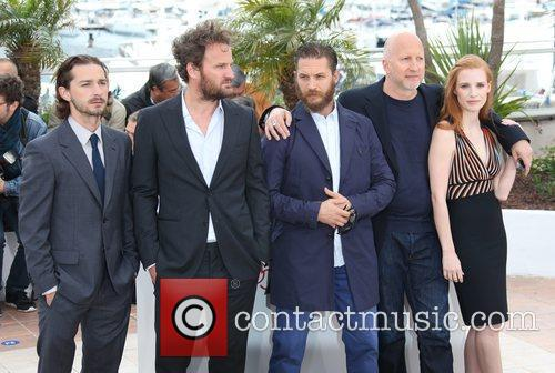 Shia Labeouf, Jason Clarke, Jessica Chastain, Tom Hardy and Cannes Film Festival 2