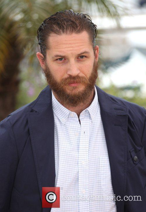 Tom Hardy 'Lawless' photocall during the 65th Annual...