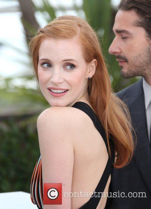 Jessica Chastain and Cannes Film Festival 9