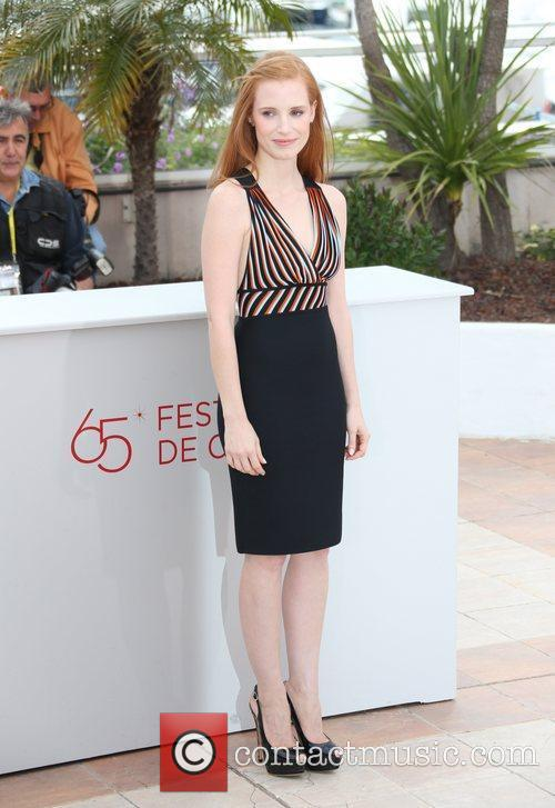 Jessica Chastain and Cannes Film Festival 11
