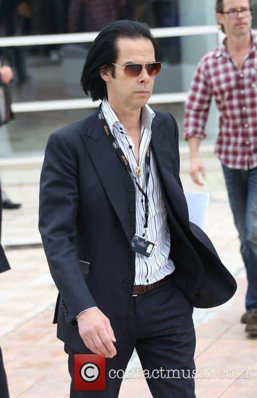 Nick Cave and Cannes Film Festival 2