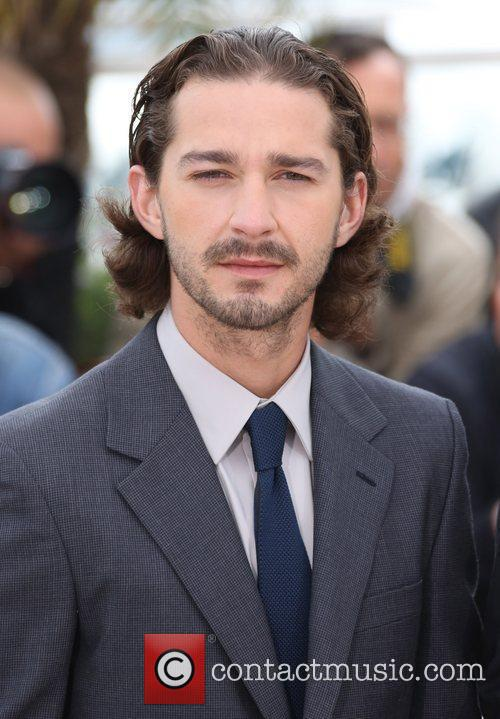 Shia Labeouf and Cannes Film Festival 8