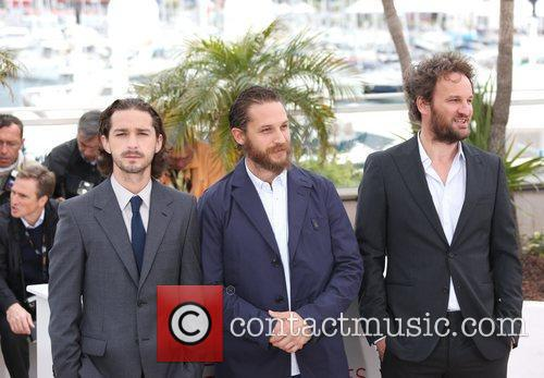 Shia Labeouf, Jason Clarke, Tom Hardy and Cannes Film Festival 5