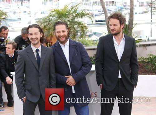 Shia LaBeouf, Jason Clarke, Tom Hardy, Cannes Film Festival