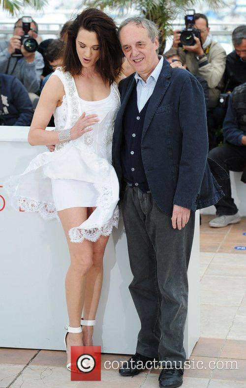 Dario Argento, Asia Argento and Cannes Film Festival 1