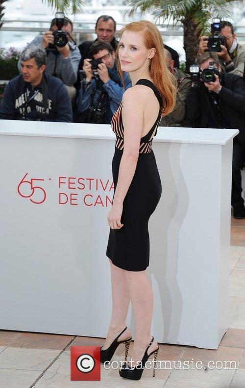 Jessica Chastain and Cannes Film Festival 1