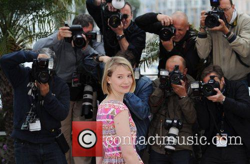 Mia Wasikowska and Cannes Film Festival 9