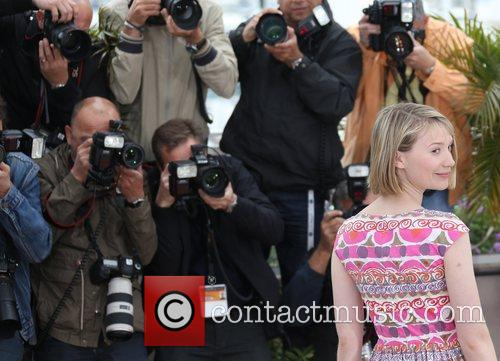 Mia Wasikowska and Cannes Film Festival 11