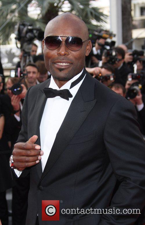 Jimmy Jean Louis 'Lawless' premiere during the 65th...
