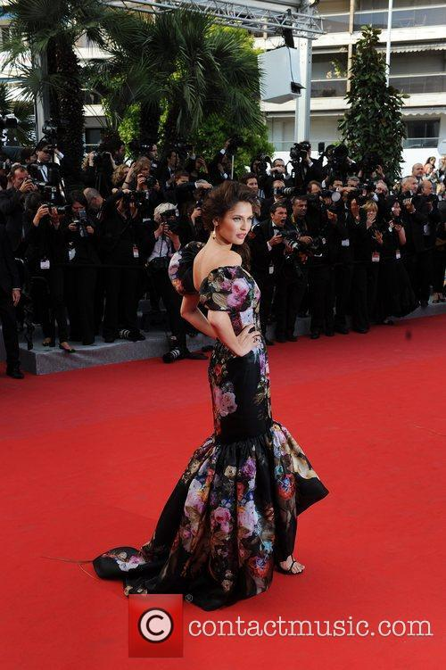 'Lawless' premiere during the 65th Annual Cannes Film...