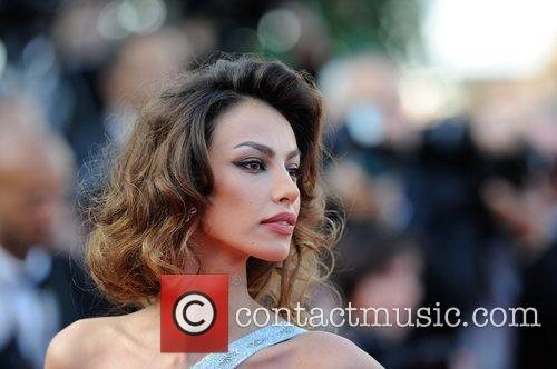 Madalina Ghenea 'Lawless' premiere during the 65th Annual...