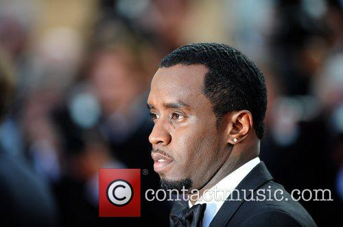 Sean Combs aka P. Diddy 'Lawless' premiere during...