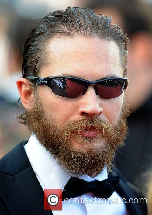 Tom Hardy 'Lawless' premiere during the 65th Annual...